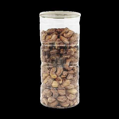 Кешью неочищенное жареное NUT POWER, 400 гр