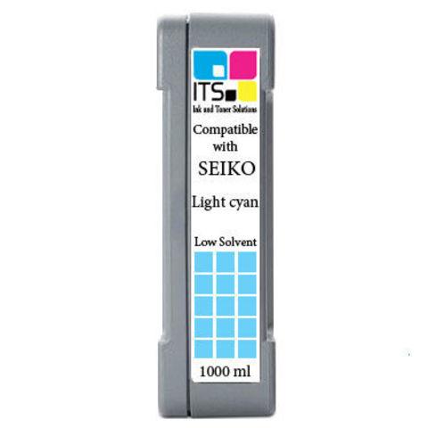 Картридж для Seiko 64S / 100S Light Cyan 1000 мл