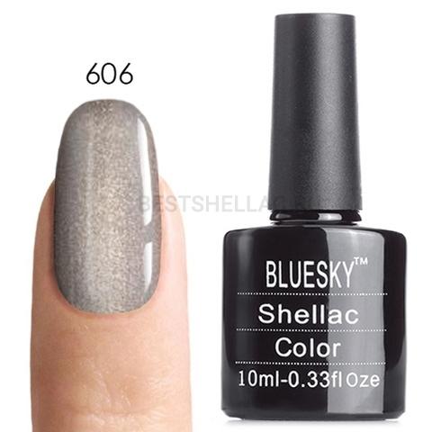 Bluesky Shellac 40501/80501 Гель-лак Bluesky № 40606/80606 Safety Pin, 10 мл 606.jpg