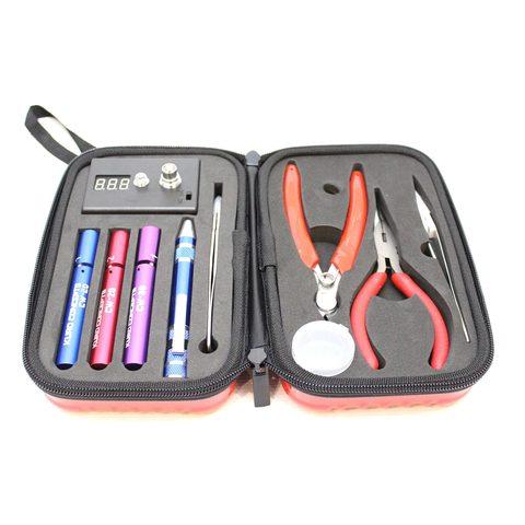 Большой набор инструментов Сoil Master DIY KIT 3 (Clone)