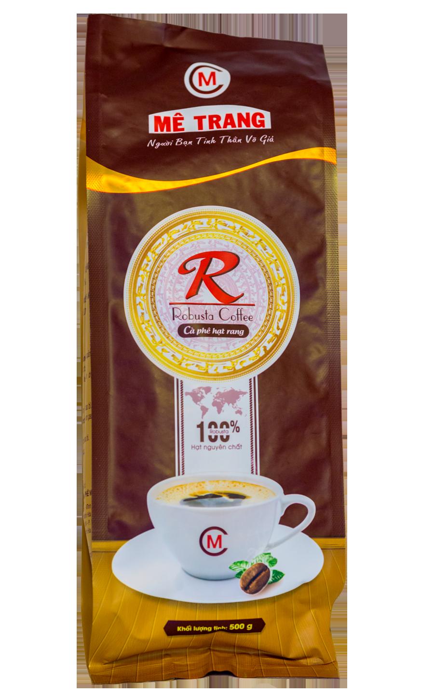 Кофе Me Trang Robusta зерновой 500 гр