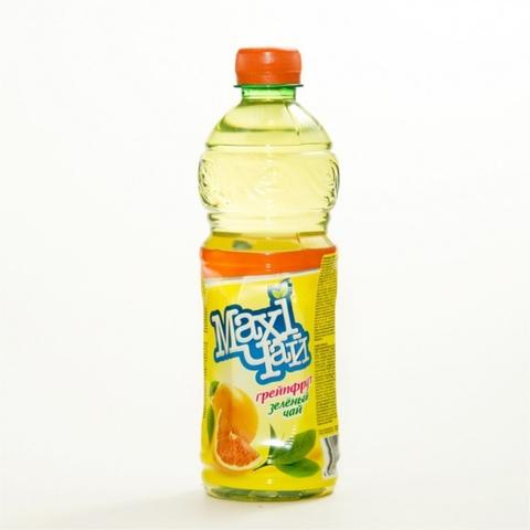 Чай холодный MAXI зеленый Грейпфрут 0,45 л КАЗАХСТАН