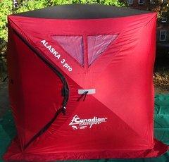 Зимняя палатка куб Canadian Camper Alaska 3 pro