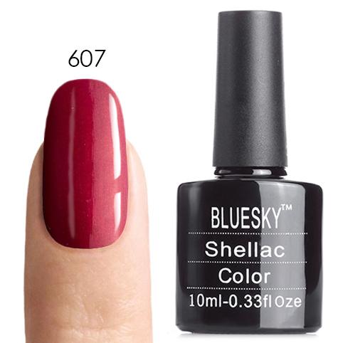 Bluesky Shellac 40501/80501 Гель-лак Bluesky № 40607/80607 Tartan Punk, 10 мл 607.jpg