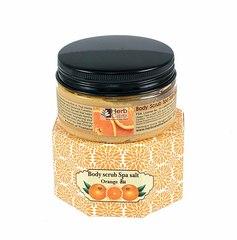 Спа-скраб для тела Апельсин, HerbCare