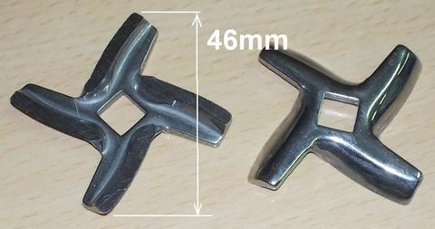 Нож для мясорубки MOULINEX (квадрат)