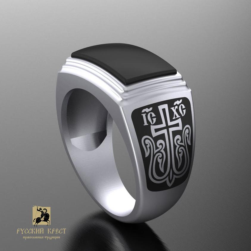 Православный перстень для мужчин