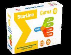 2СAN+2LIN-модуль StarLine Сигма 10