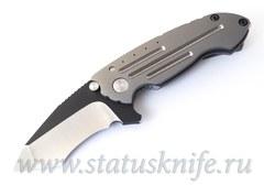 Нож SOLO TANTO Recurve Flipper M390 DireWare Custom