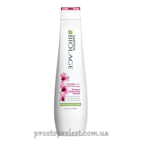 Matrix Biolage Colorlast Shampoo - Шампунь для захисту фарбованого волосся
