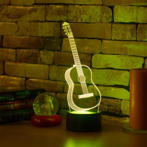 Ночник Гитара