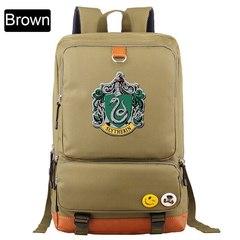 Çanta Harry Potter (Slytherin) brown
