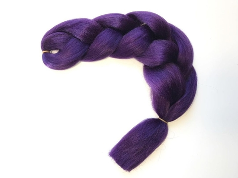 Канекалон A35 (фиолетовый)