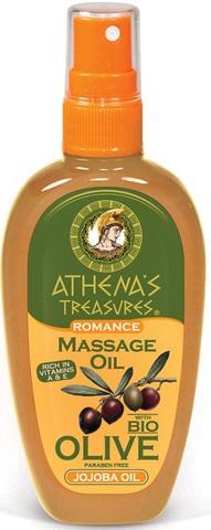 Массажное масло Жожоба Athena's Treasures 100 мл