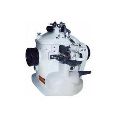Фото: Скорняжная промышленная швейная машина двухниточного цепного стежка JIAJING JJ800-2