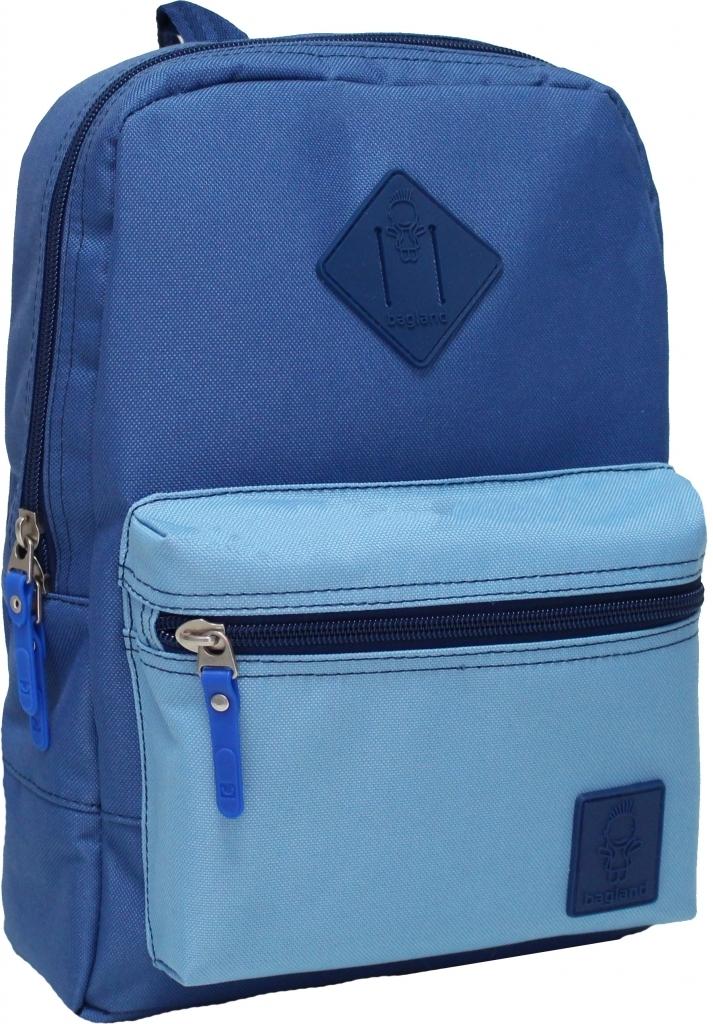Детские рюкзаки Рюкзак Bagland Молодежный mini 8 л. синий/голубой (0050866) c3973c2bd6ebc1bbf85a1f54d99fbe88.JPG