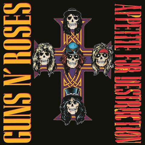 Guns N' Roses / Appetite For Destruction (CD)