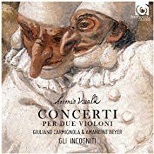VARIOUS ARTISTS:  Vivaldi / Concerti Per Due Violini/G.Carmignola, A.Beyer, Gli Incogniti