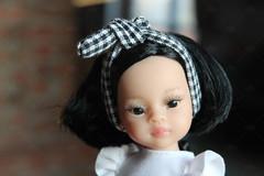 Кукла Миа, миниамигас, 21 см, Paola Reina, НОВИНКА 2020!