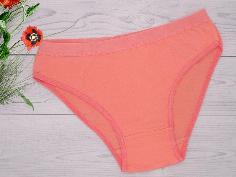 04805 трусы женские, персик