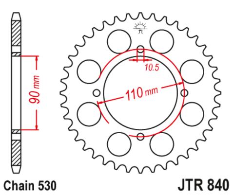 JTR840