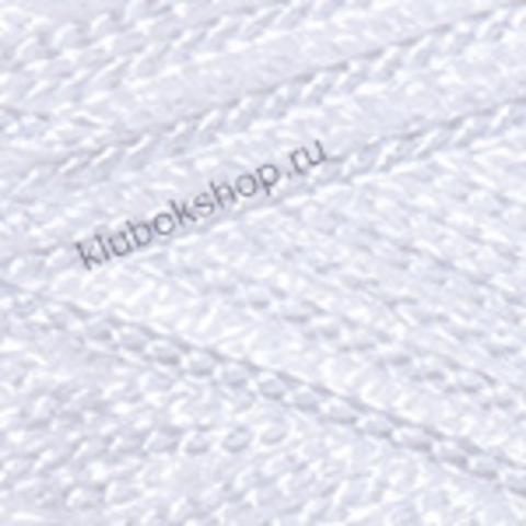 Пряжа YarnArt Macrame цвет 154 белый