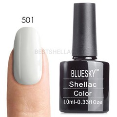 Гель-лак Bluesky № 40501/80501 (LV004) Cream Puff, 10 мл