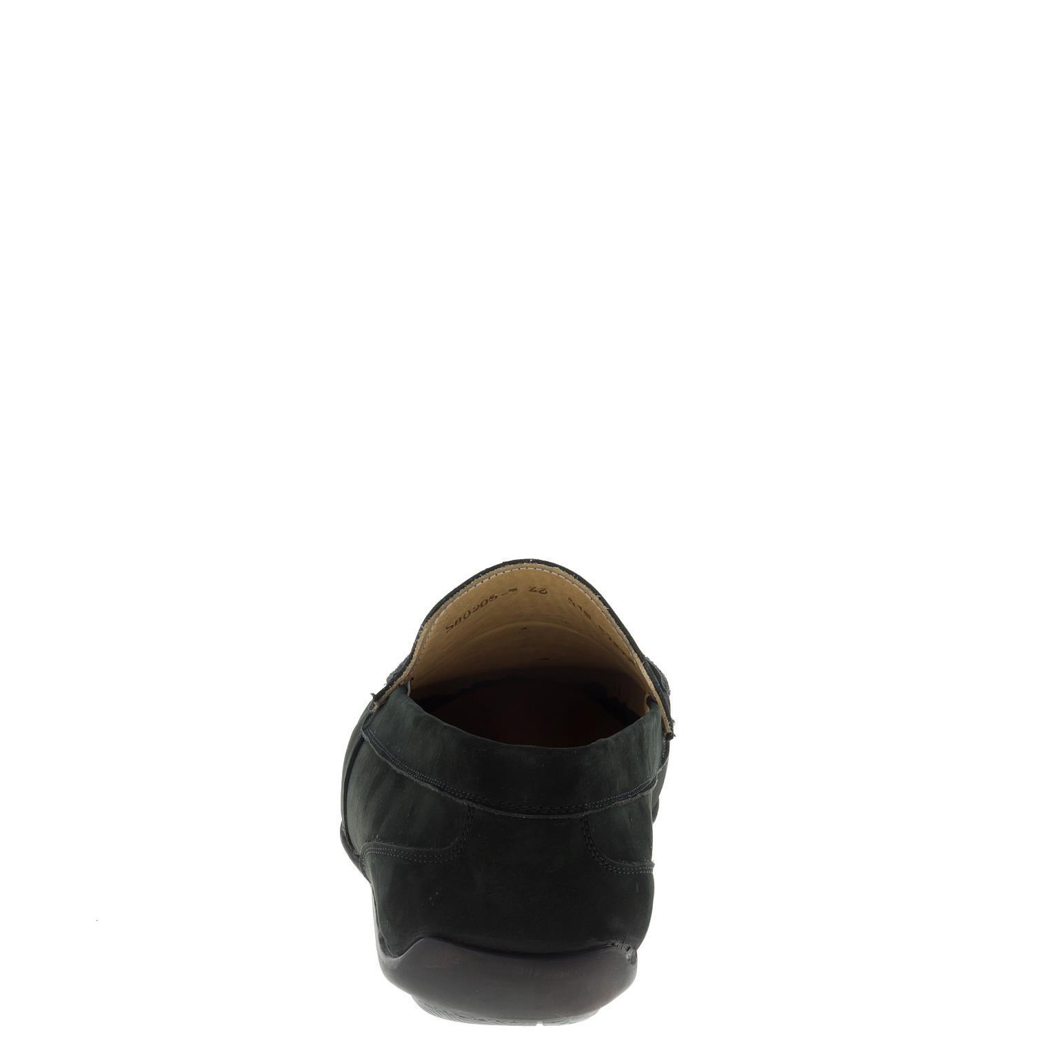 580205 Мокасины мужские больших размеров марки Делфино
