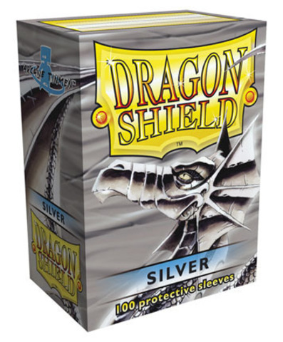 DS Sleeves: Silver