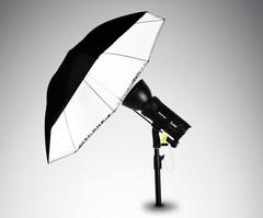 Фотозонт комбинированный 83 см NiceFoto SUD-33