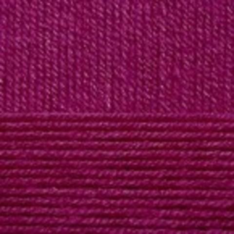 Купить Пряжа Пехорка Детская новинка Код цвета 781-Ягодный | Интернет-магазин пряжи «Пряха»