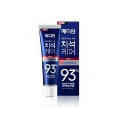Зубная паста с цеолитом Median Dental IQ 93% Original 120gЗубная паста для всей семьи с цеолитом Median Dental IQ 93% Original 120g
