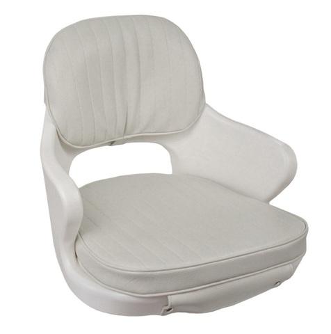 Сиденье пластмассовое YACHTSMAN, белое