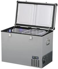 Компрессорный автохолодильник Indel B TB 100 Steel (100л)