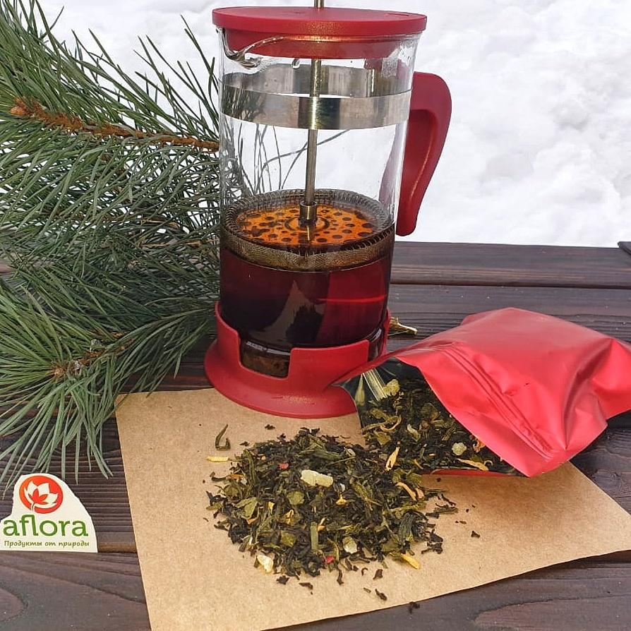 Фотография Чайная смесь