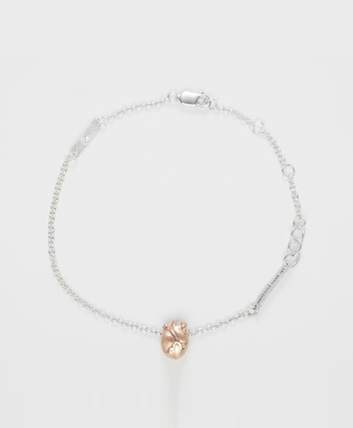 Браслет Anatomic Heart rose