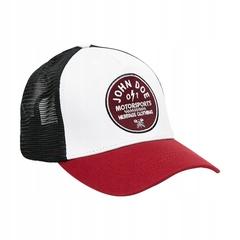 Бейсболка John Doe Red Cap