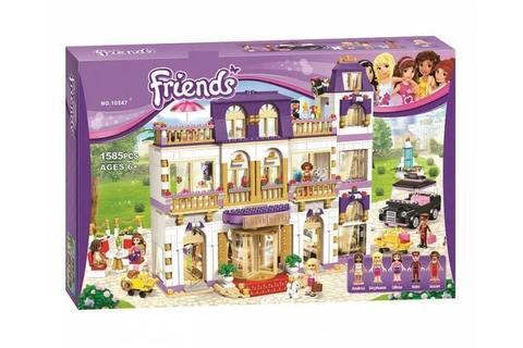 Конструктор Friends 10547 Гранд-отель