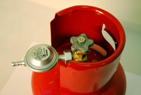 Газовый редуктор GOK EN61-Shell