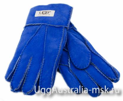 UGG Women's Glove Red Navy