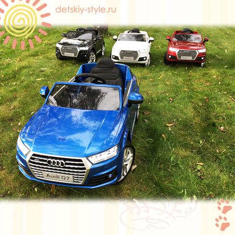 Audi Q7 Quattro