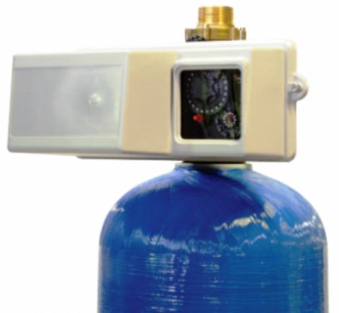 Fleck 3150 Filter/NBP/TM/HW - Блок упр-я на фильтр. таймерн. гор.вода