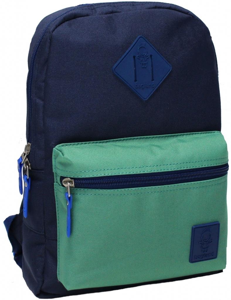 Детские рюкзаки Рюкзак Bagland Молодежный mini 8 л. чернильный/зеленый (0050866) c093845623401e5e741cd40af98413f6.JPG