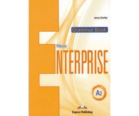 New Enterprise A2. Grammar book with digibook app. Грамматический справочник (с ссылкой на электронное приложение)