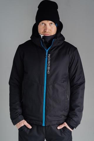 Утепленная куртка Nordski Montana Black мужская
