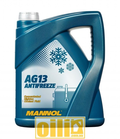 Mannol 4113 Antifreeze AG13 Hightec 5л
