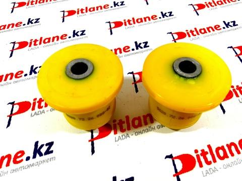 Шарнир задней балки (сайлентблок) SS20 Лада Приора (желтый полиуретан)