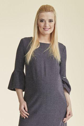 Платье для беременных 08785 черный