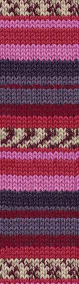 Alize Superwash 2698 серо-розовый