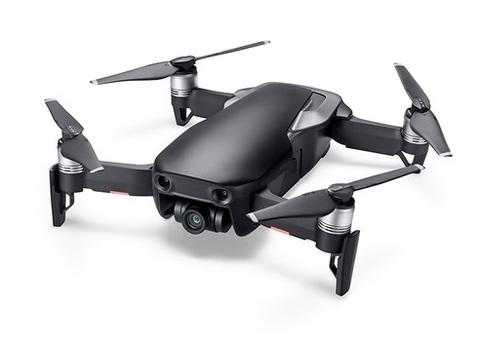 Квадрокоптер DJI Mavic Air (Onyx Black/ Черный)